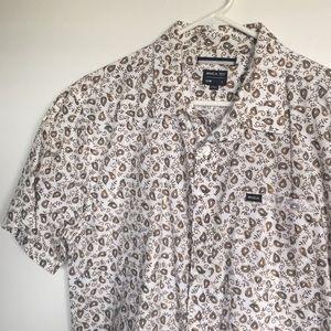 RVCA Paisley Shirt